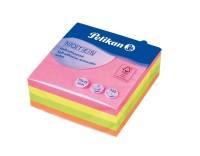 Pelikan Haftnotizen Notes 7,5 x 7,5 mm, Neonfarben, 320 Blatt