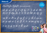 "Pelikan Schreibübungsblatt ""Deutsche Schrift"" Klassensatz mit 30 Stück"