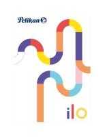 Pelikan Notizheft ilo, A6, 32 Blatt dottet, FSC Mix